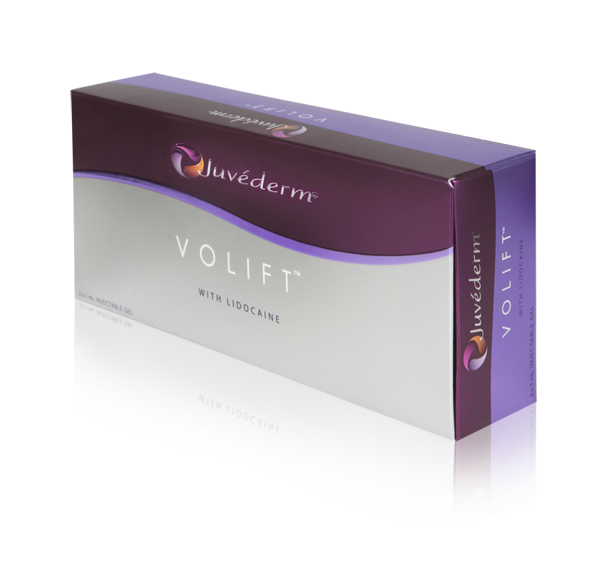 juvederm volift with lidocaine